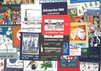 Danemark - Vignettes de Noël - 1982-2014