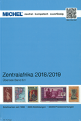 MICHEL - Central Africa 2018/2019 - Stamp catalogue