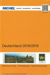 MICHEL - Germany 2018/2019 - Stamp catalogue