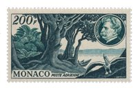 Monaco - 1955 - Yvert A59 neuf