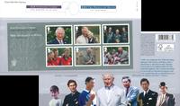Grande-Bretagne - Prince Charles de Galles 70 ans - Présentation souvenir