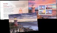 Australien - Fyrtårne - Postfrisk prestigehæfte
