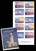 Australien - Fyrtårne - Postfrisk frimærkehæfte