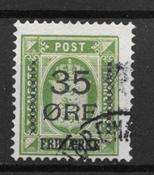 Danmark 1912 - AFA 62 - stemplet