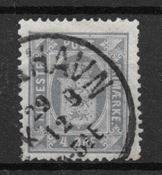 Danmark 1875 - AFA Tj 5a - stemplet