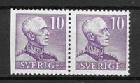 Sverige 1939 - AFA 281Cv+281b - postfrisk