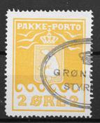 Grønland 1915 - AFA PP 5 - stemplet