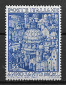 Italien 1950 - AFA 714 - ustemplet