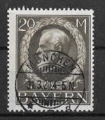 Bavaria 1914 - AFA 110 - Usato