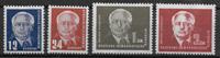 D.D.R. 1950 - AFA 90-93 - postfrisk