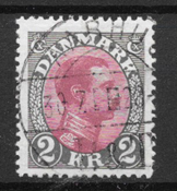 Danmark  - AFA 151 - stemplet