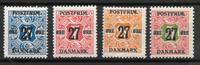 Danimarca  - 4 Forskel. - Nuovo