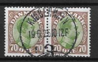 Danmark  - AFA 108 - stemplet