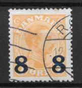 Danmark  - AFA 118a - stemplet