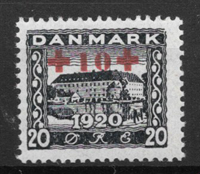 Danmark  - AFA 121  - ustemplet