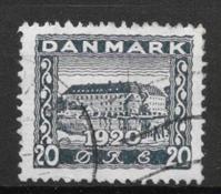 Danmark  - AFA 113x - stemplet