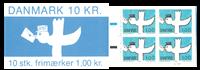 Danmark 1984 - Postfugl