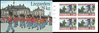 Danmark 1986 - Livgarden