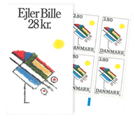 Danmark 1987 - Ejler Bille
