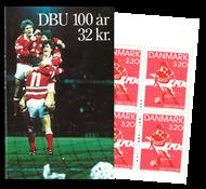 Danmark 1989 - Dansk Boldspil Union