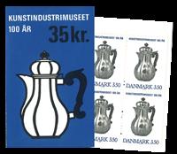 Danmark 1990 - Kunstindustrimuseet 100 år