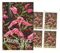 Danemark Flore du Danemark 1990