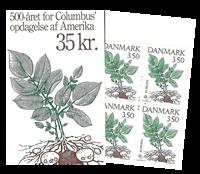 Danmark 1992 - CEPT kartoffelplante