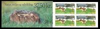 Danmark 1992 - Natur hare