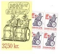Danmark 1992 - Tegneserier