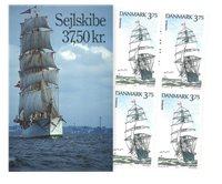 Danmark 1993 - Sejlskib