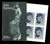 Danmark 1996 - Europamærke Asta Nielsen