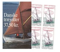Danmark 1996 - Træjolle