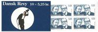 Danmark 1999 - Dansk revy P.Kaas og J. Ryg