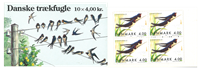 Danmark 1999 - Trækfugle