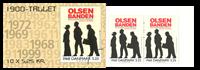 Danmark 2000 - 1900-tallet serie 4