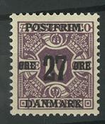 Danemark - AFA 89x neuf sans ch.