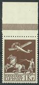 Danmark - AFA 182 luftpost postfrisk