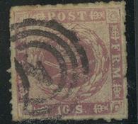 Danemark - AFA 10 oblitéré