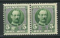Danmark - AFA 54x og 54 ubrugt