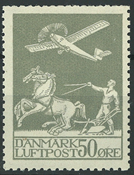 Danemark - AFA 181 neuf avec ch.