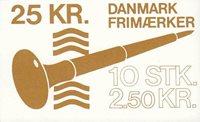 Danmark 1983 - Frimærker i stålstik