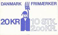 Danmark 1982 - CEPT - 2kr.