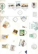 Finland Env.premier jour 1976 - LAPE no. 776-795