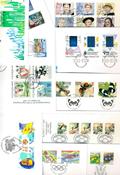 Finland FDC  1992 - LAPE nr. 1157-1191