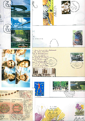 Finland FDC 1999  - LAPE nr. 1455-1496