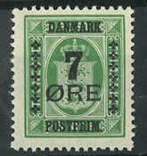 Danmark - AFA 163 ubrugt