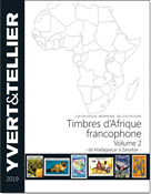 Yvert & Tellier 2018 - Afrika Francophone Vol.II 2018 M-Z