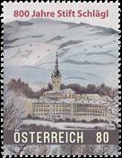 Autriche - Région de Schlägl - Timbre neuf