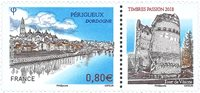 France - Perigueux Dordogne - Timbre neuf