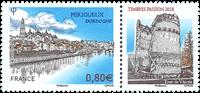 Frankrig - Perigueux Dordogne - Postfrisk frimærke